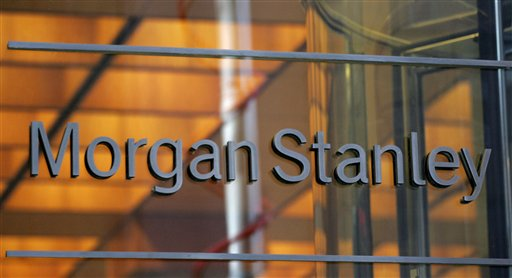 Limited positions to Morgan Stanley