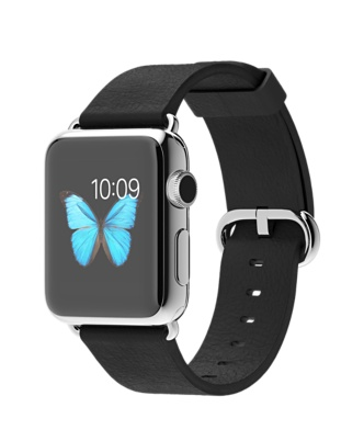 Apple-Watch-Official-38mm-black-classic-buckle