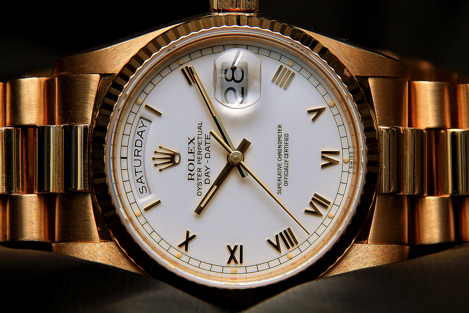 Warren Buffet Rolex Day-Date
