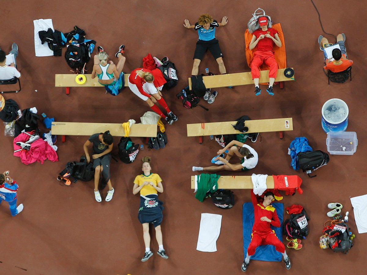 contestants-during-the-womens-high-jump-at-the-world-championships