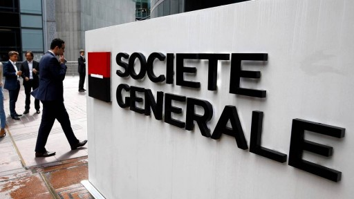 Societe Generale profit down on investment banking