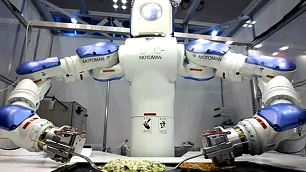 Japan's robot chefs aim to show how far automation can go
