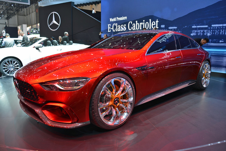 Top 5 Most Anticipated Cars Of The Geneva Motor Show