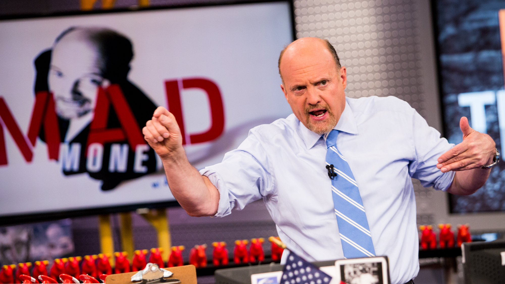 Jim Cramer Family