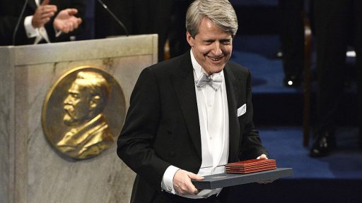 Robert Shiller advice
