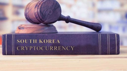 South Korea bank cryptocurrencies