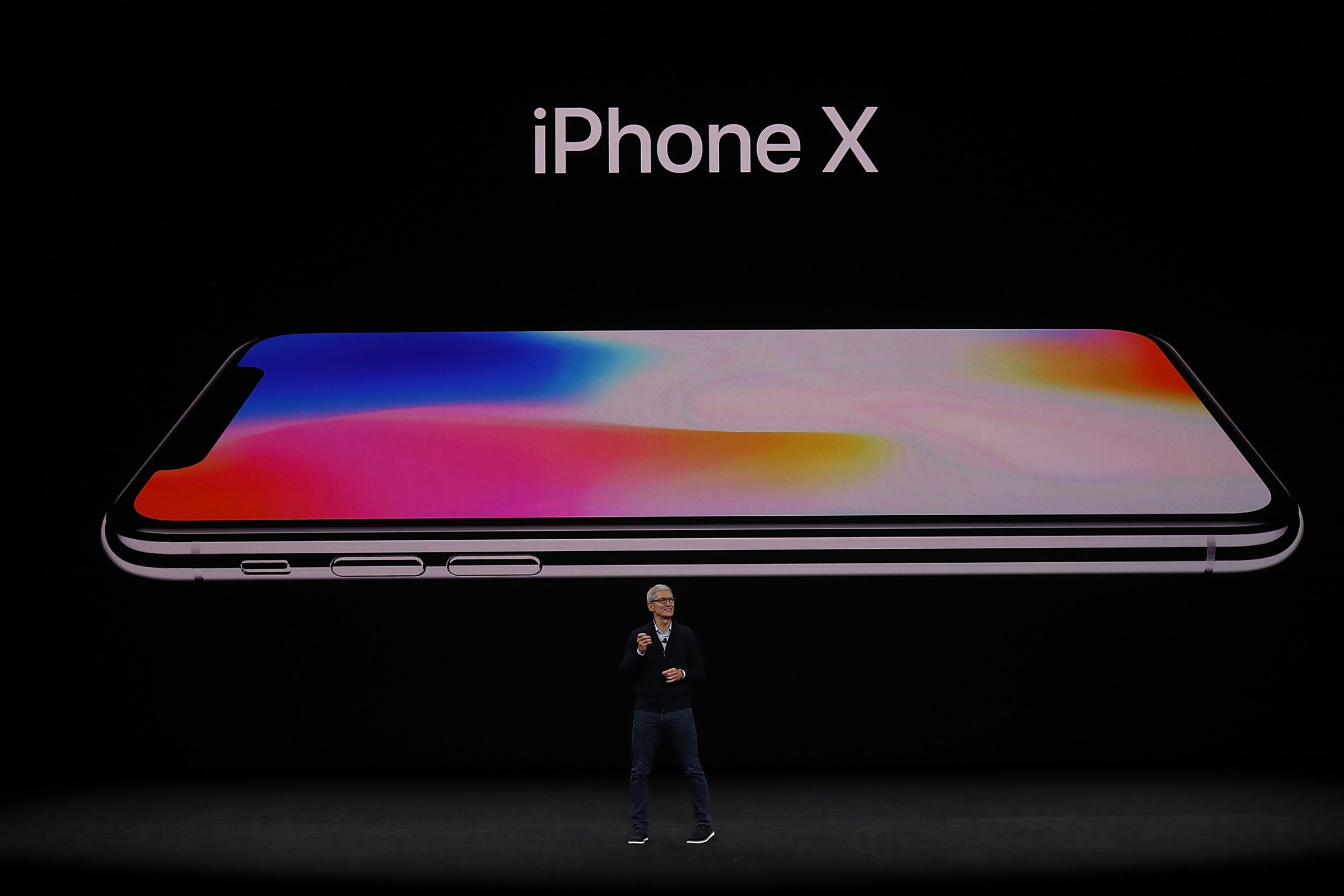 First photos and features of the new iPhone X