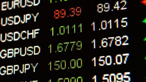 forex prices dashboard