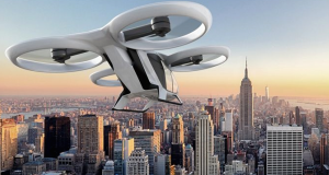airbus flying taxi
