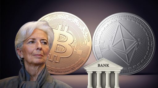 Christine Lagarde for BTC
