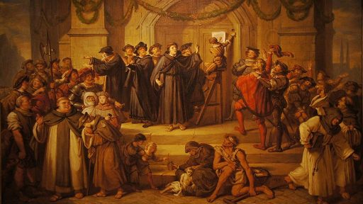 Reformation Day in Germany