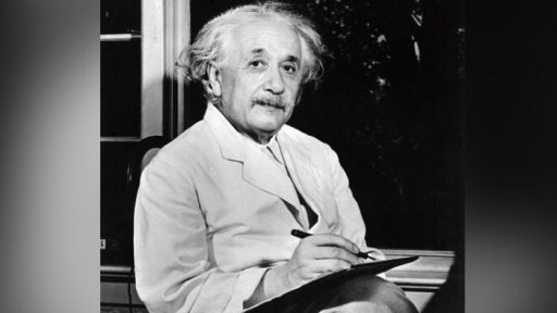 Einstein theory of happiness