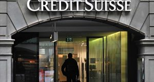 Credit Suisse fined by US regulator