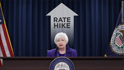 FED, Interest rates and tax reform