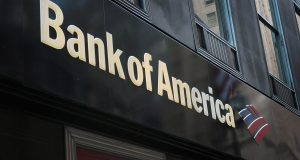 Bank Of America office