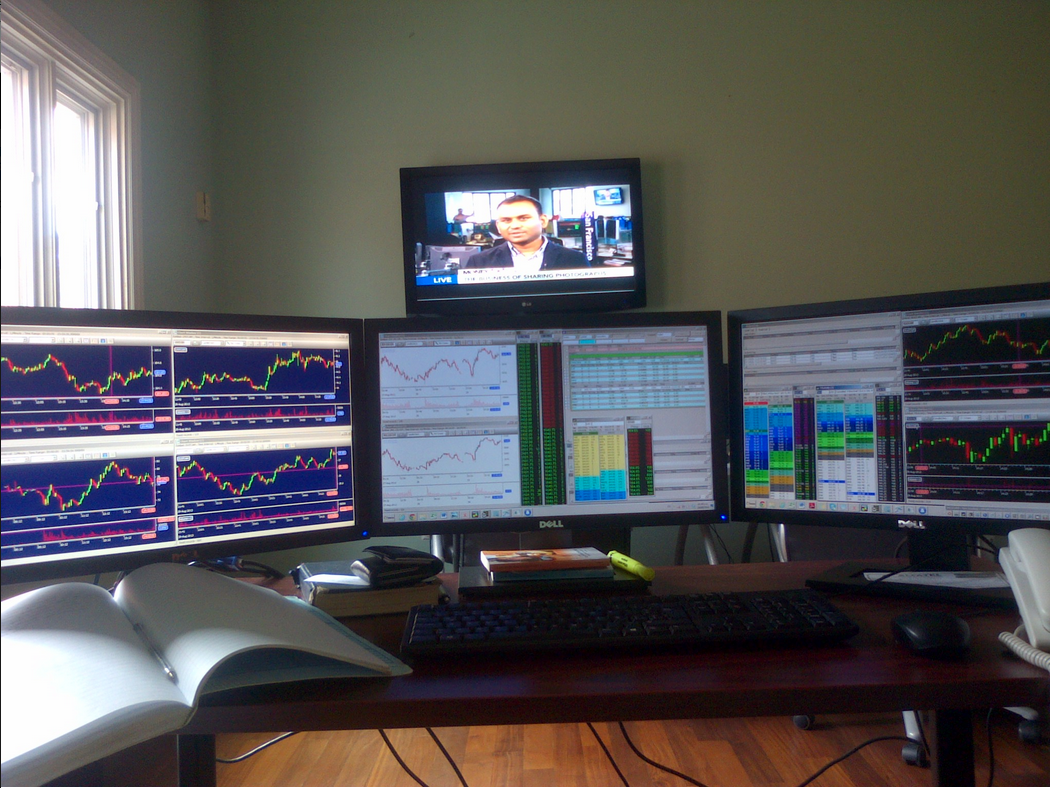 Forex home office
