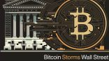 Bitcoin on wall street