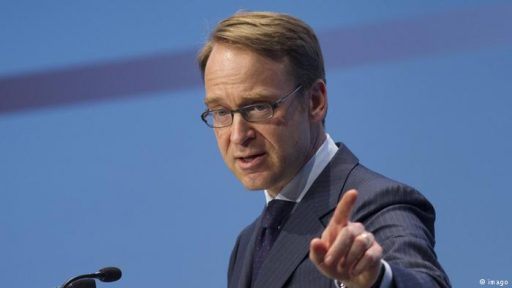 Jens Weidmann Speak