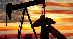US oil production spikes