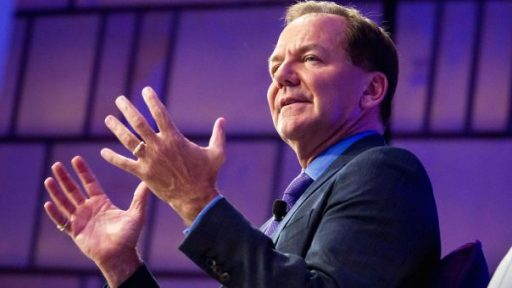 Paul Tudor Jones : Inflation will seek vengeance