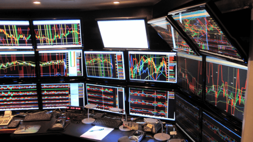 Varchev Finance Trading Pit