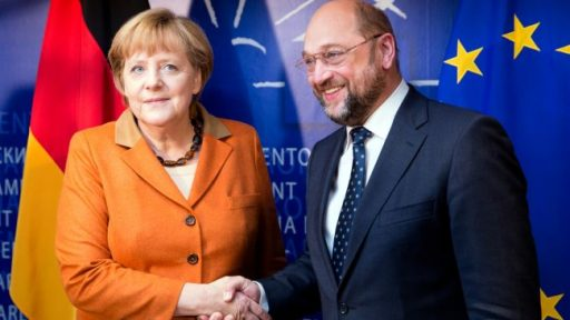Coalition in Germany