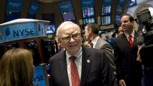 Buffett position change