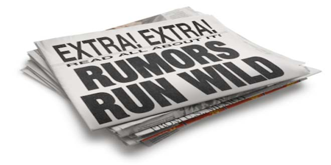 Why investors need to read between the lines of rumour and news