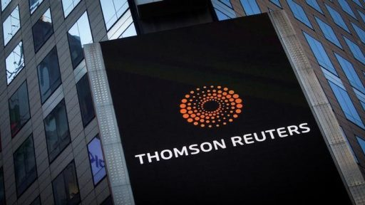 Thomson Reuters tower