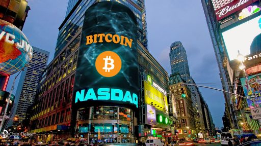 BTC and Nasdaq