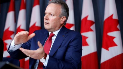Bank of Canada Poloz speak