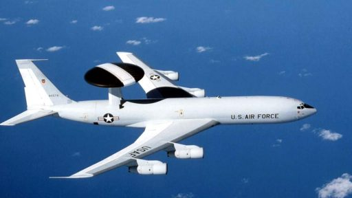US Army Inteligance plane