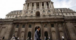 BoE interest rate