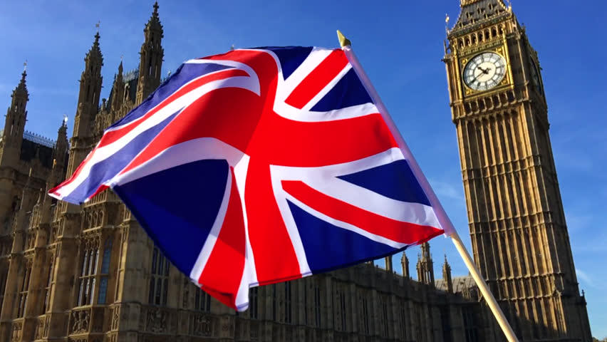 UK Flag Big Ben