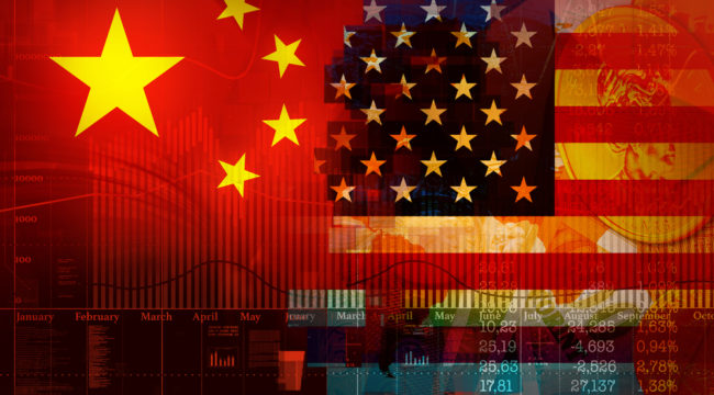 US China Trade war