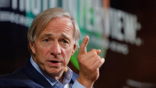 Ray Dalio Bridgewater fund manager