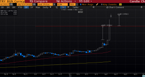 USD/TRY Daily Chart