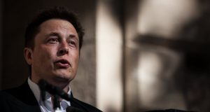 Elon Musk astonishment