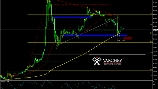 Varchev Finance - USD/TRY Short term expectations