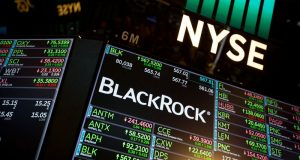 Black Rock on NYSE