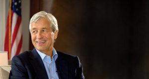 JP Morgan CEO Dimon