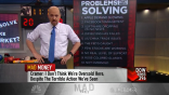 Jim Cramer speak in Mad Money