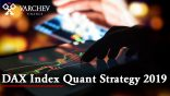 dax index quant strategy 2019