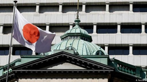 Bank of Japan announces no change to the monetary policy